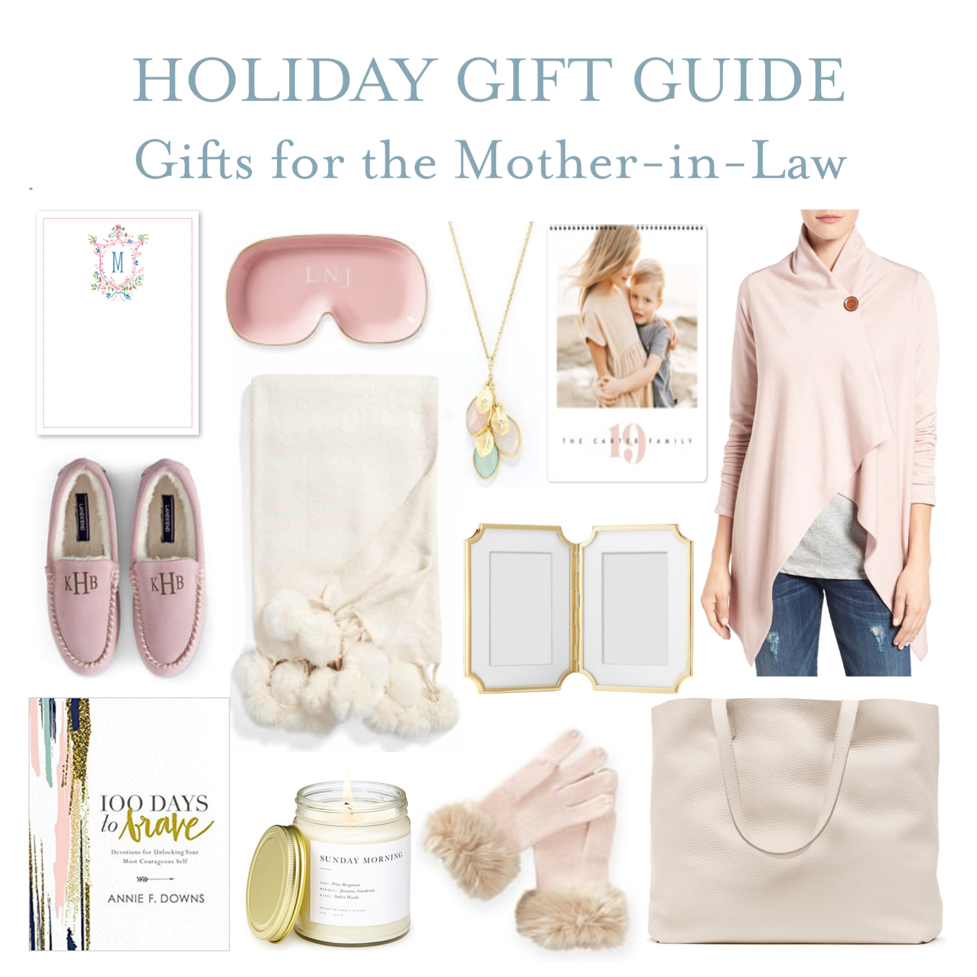 Christmas Gifts For The Inlaws: Holiday Gift Guide: Gifts For The Mother In Law
